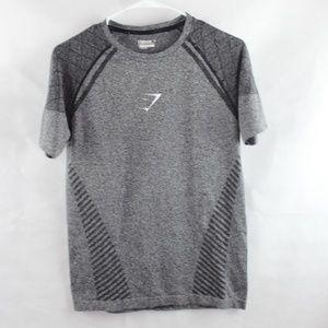 Gymshark Short Sleeve Devant seamless top